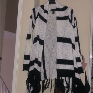 Forever 21 Long Striped Shawl